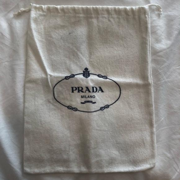 Prada Handbags - Authentic Prada Milano Medium Dust Bag